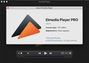Elmedia Player Pro Crack Mac With Keygen