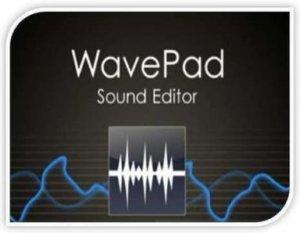 Wavepad Sound Editor Registration code Free Download