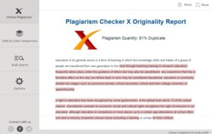 Plagiarism Checker X 6.0.11 with Crack Full Version Latest (2020)