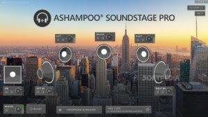 Ashampoo Soundstage Pro 1.0.3 with Crack (Latest 2020)