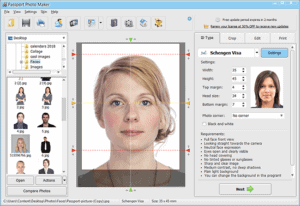 Passport Photo Maker Crack With Serial Key