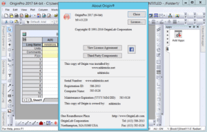 Origin Pro 10.5.70 Crack + Serial Key 2020 (Latest Full Version)