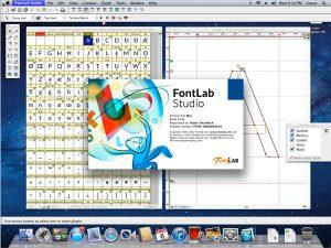FontLab Studio 7.2.0.7644 Crack
