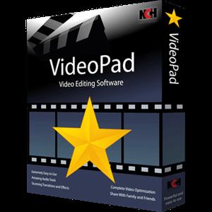 videopad video editor Registration code Full Crack