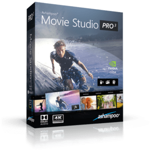 ashampoo movie studio pro crack + Serial key Download
