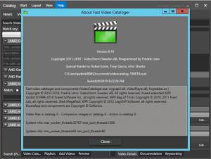 Fast Video Cataloger Crack With Keygen Free Download