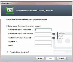 RoboForm Pro 8.9.5 Crack With Activation Code 2021 [Latest]