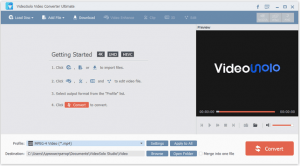 VideoSolo Video Converter Ultimate 2.0.16 With Crack [Latest]
