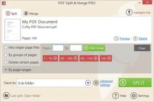 icecream pdf split & merge pro crack + Keygen & Patch