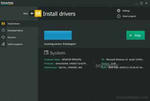 DriverHub 1.1.2.1563 Crack + Serial Key Free Download [ Latest]