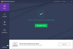 Avast Premium Security Activation Code With Key Download