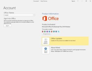 microsoft office 2019 crack Download