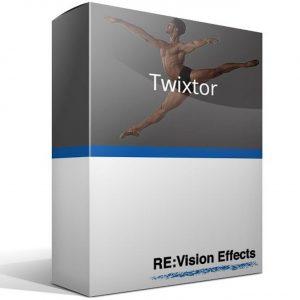 Twixtor Pro Crack Free key