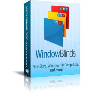 Stardock WindowBlinds Crack Download Free