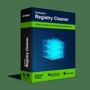Auslogics Registry Cleaner 9.0.0.7 Crack + License Key [2021]