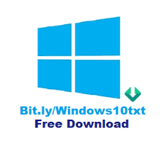 bit.ly/windows10txt Free Download Full Cracked