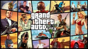 GTA 5 Crack 2022 Free Download Full Game For PC [Latest]